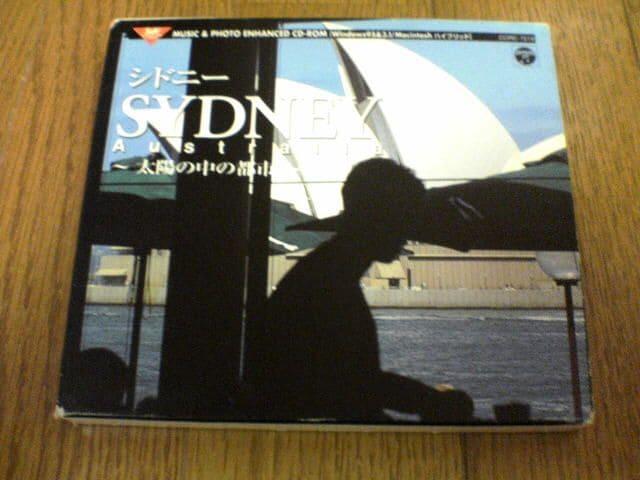 CD-ROM写真集 シドニー オーストラリア  < PC本体/周辺機器の