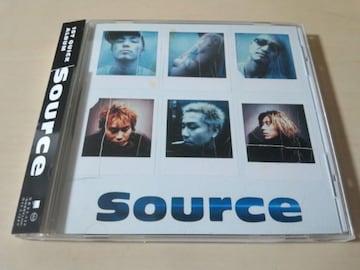 SOURCE CD「Source」ミクスチャー ラップ●