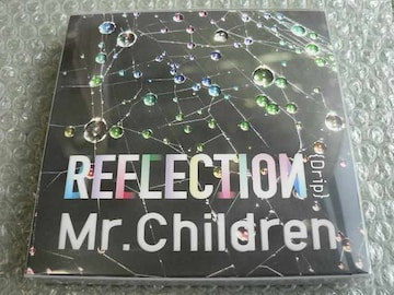 Mr.Children/REFLECTION-Drip-【CD+DVD】初回盤/他にも出品中