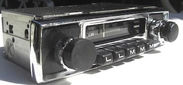 珍品CLARION:::LW/AM.2バンドメカニカルカーラジオ未使用0912