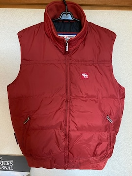 Abercrombie&Fitch          DAWN BEST SIZE L          RED