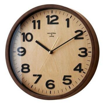 電波掛け時計 DARYL - ダリル - NA