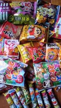 お菓子 駄菓子など、まとめ売り スナック菓子など 福袋