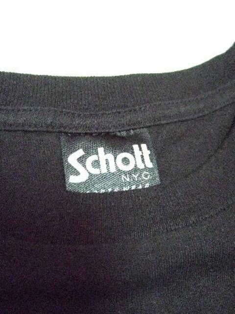 ‡Schott‡ショット‡新品‡NY‡プリントTシャツ‡ < ブランドの