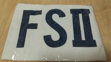 嵐★大野智フリースタイルFS2Tシャツ フィット大阪限定 白