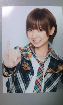 AKB48 篠田麻里子「10年桜衣装写真」�A