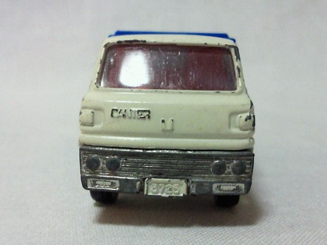 絶版トミカ��47 〓キャンター〓清掃車〓 < ホビーの