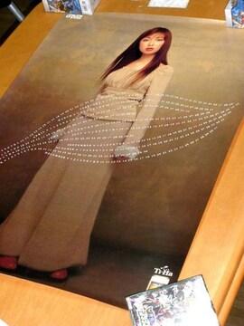 持田香織 DyDo Drink Ti-Ha ポスター1つ