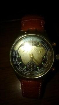 腕時計 スウォッチ 電池切れ状態