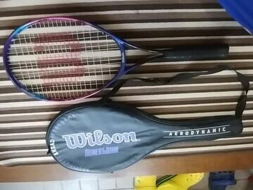 ウィルソン!テニスラケット!