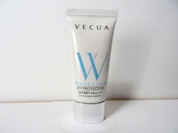 最終処分 ベキュア ホワイトクリア UV プロテクター c