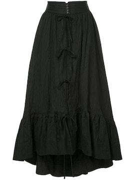 IRENE☆リンクルコットンペティコートスカート☆美品☆送料込