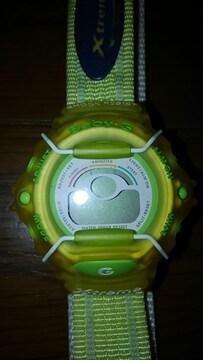 腕時計 baby-G Extreme 電池切れ状態