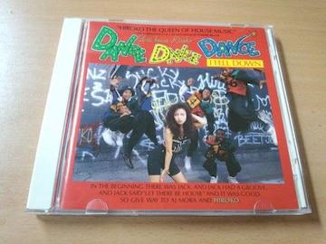 HIROKO CD「DANCE DANCE DANCE」ヒロコ湊広子 廃盤●