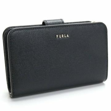 フルラ2つ折り財布  PCX9UNO B30000 O6000 NERO