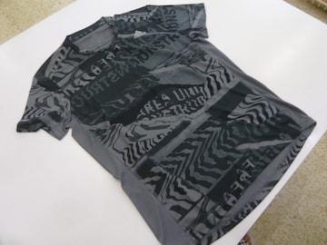 M 黒灰)アディダス Tシャツ ED9282★FYR43 半袖 薄手軽量 ランニング