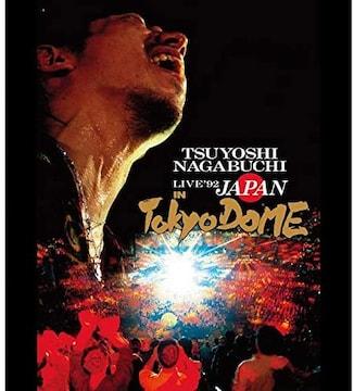Blu-ray新品 長渕 剛 LIVE '92 JAPAN IN 東京ドーム 期間限定盤