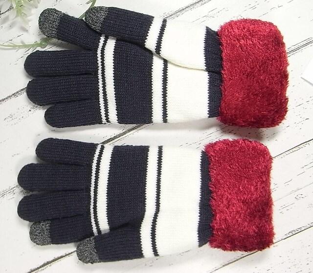 500スタ★正規未使用 USJ スヌーピー 手袋