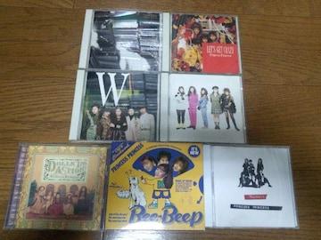 プリンセス・プリンセスCDアルバム7枚セット プリプリ★