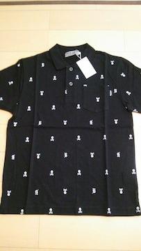 ブルークロス★新品!ポロシャツ150cm【M】