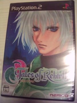 PS2 テイルズ・オブ・リバース 未開封品