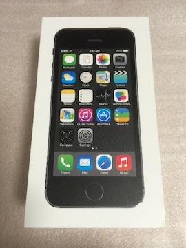 iPhone5sの空箱 保管箱