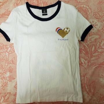横浜マリノスちょっとエロ可愛いTシャツ