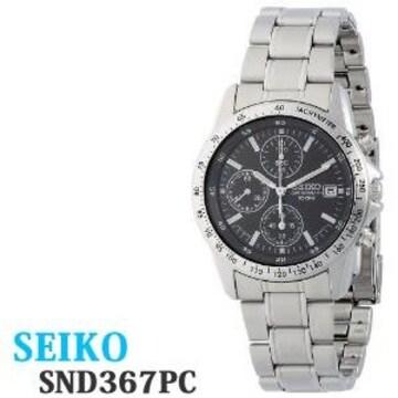 【正規逆輸入品】 SEIKO(海外セイコー)【時計】 SND367PC