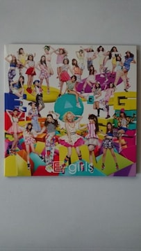 E-girls CD+DVD