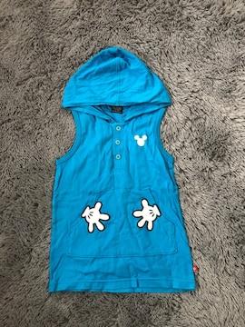 BABY DOLL★袖なしカットソー120