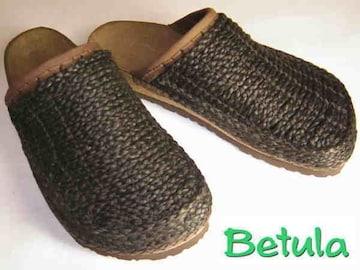ビルケンシュトック新品Betulaベチュラ 天然 麻766053ケニア35