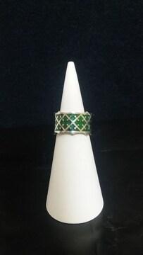 Alchemy Gothic 中世イングランド模様の指輪