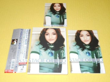 DVD★STACIE ORRICO LIVE IN JAPAN