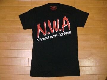 映画 NWA STRAIGHT OUTTA COMPTON Tシャツ S