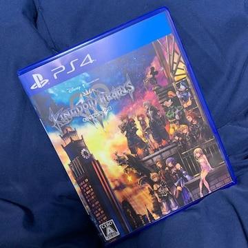 キングダムハーツ3 PS4 KH3