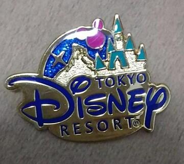 新品 2012年限定 東京ディズニーリゾート ピンバッチ