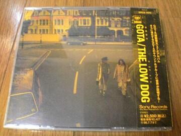 屋敷豪太(GOTA)CD ザ・ロウ・ドッグ