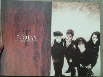 T-BOLAN ポストカード