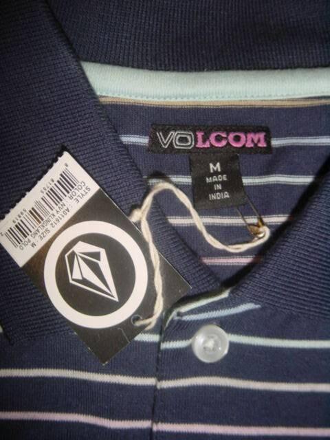新品!ボルコムポロシャツ Volcom < ブランドの