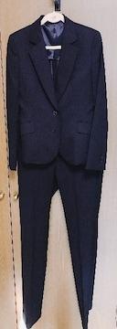 �@青山LES MUES パンツスーツ  上3S 下SS