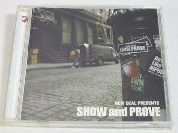 CD SHOW and PROVE