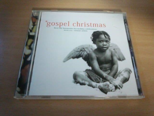 CD「ゴスペル・クリスマス GOSPEL CHRISMAS」●  < CD/DVD/ビデオの