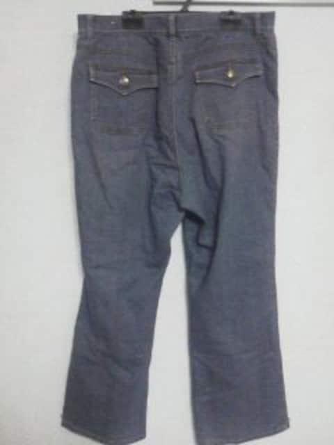Fー82★men'sストレートデニムパンツ 80 < 男性ファッションの