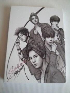 超新星 1st Single - Stupid Love (韓国盤)送料込み