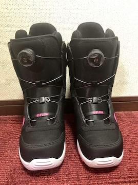 FLOW 女の子用 ブーツ 22.5超美品です!