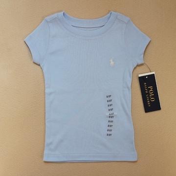 【新品】ポロラルフローレン 半袖 Tシャツ ブルー