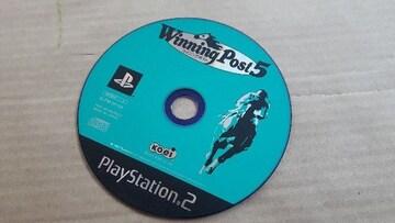 PS2☆ウイニングポスト5☆