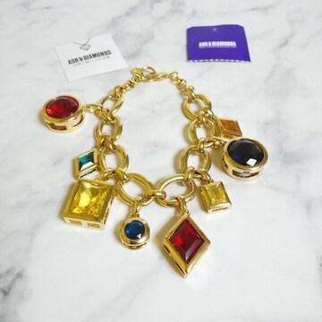 レア!! ASH&DIAMONDS★MIX CANDYマルチチャーム【新品】