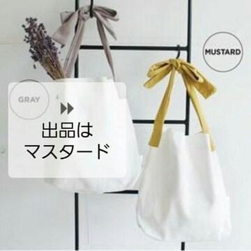 【新品】非売品ノベルティリボントートバッグ/アースミュージック&エコロジー