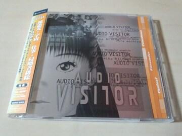 "CD「オーディオ・ビジター""ビジター""AUDIO VISITOR」OST 3DCG●"